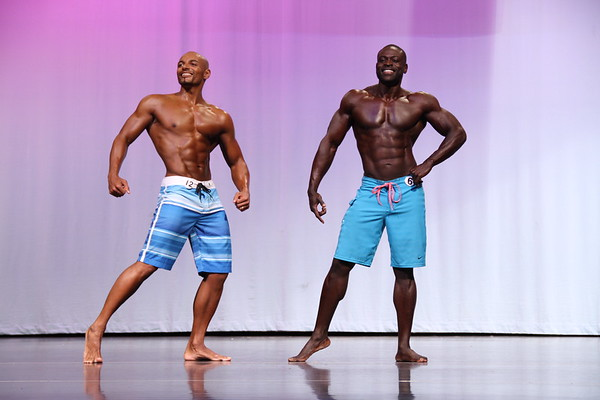 MET Men's Physique Finals