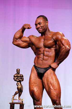 Orlando Metropolitan Championships 2013 for Muscular Development
