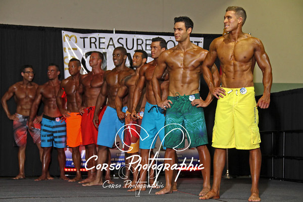 TCC Men's Physique Finals