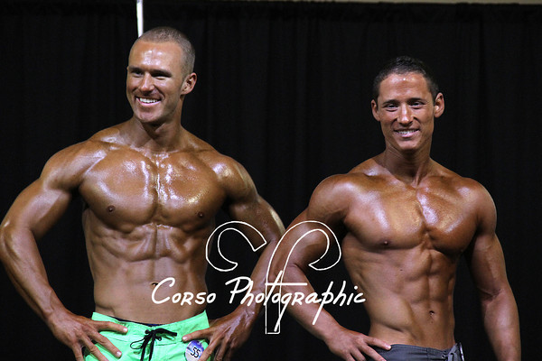 TCC Men's Physique Prejudging