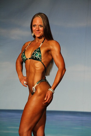 VGC Women's Open Figure Prejudging