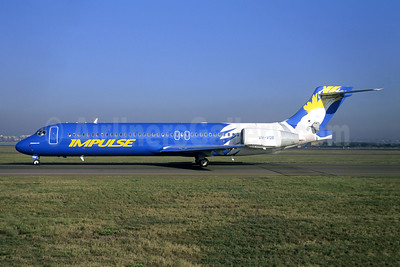 Impulse Airlines Boeing 717-26R VH-VQB (msn 55002) (Christian Volpati Collection). Image: 947842.