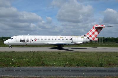 Volotea Boeing 717-2BL EC-LQS (msn 55169) NTE (Paul Bannwarth). Image: 920856.