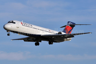 Delta Air Lines Boeing 717-231 N935AT (msn 55069) BWI (Tony Storck). Image: 921921.