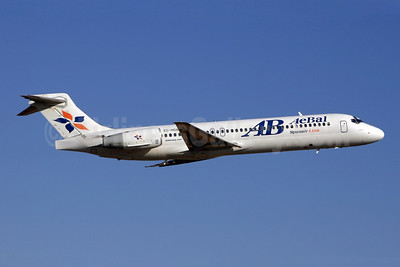 AeBal (Aerolineas de Baleares)-Spanair Link Boeing 717-2CM EC-HOA (msn 55061) PMI (Javier Rodriguez). Image: 900805.
