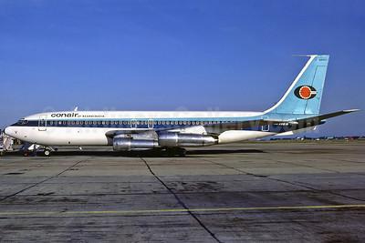 Conair of Scandinavia Boeing 720-051B OY-APV (msn 18793) CPH (Perry Hoppe). Image: 911560.