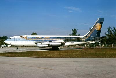 The rare Caesars Chariot Boeing 720
