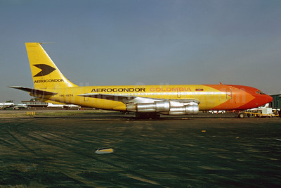 Airline Color Scheme - Introduced 1973