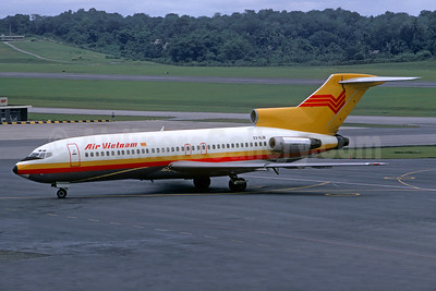 Air Vietnam Boeing 727-121C XV-NJB (msn 19818) SIN (Christian Volpati Collection). Image: 933509.