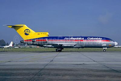 AeroRepublica Colombia Boeing 727-41 HK-3870X (msn 20422) BOG (Christian Volpati). Image: 905193.