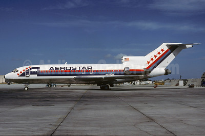Aerostar Airlines Boeing 727-25 N8140N (msn 18291) MIA (Christian Volpati Collection). Image: 911754.