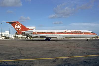 Air Canada Boeing 727-233 C-GYNF (msn 22346) MIA (Bruce Drum). Image: 102830.