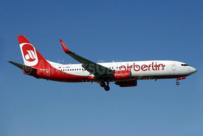 Airberlin (airberlin.com) Boeing 737-86J WL D-ABBC (msn 32625) PMI (Javier Rodriguez). Image: 900271.