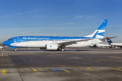 Aerolineas Argentinas Boeing 737-86J WL D-ABKY (LV-FQB) (msn 36886) MUC (Arnd Wolf). Image: 921724.