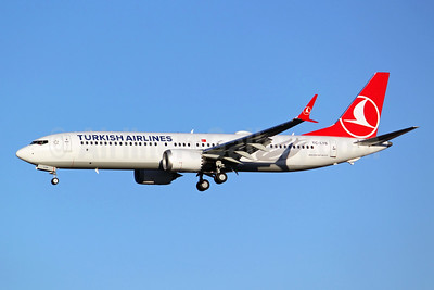 Turkish Airlines' second MAX 9