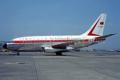 FAT-Far Eastern Air Transport Boeing 737-130 B-2623 (msn 19017) TPE (Christian Volpati Collection). Image: 927032.