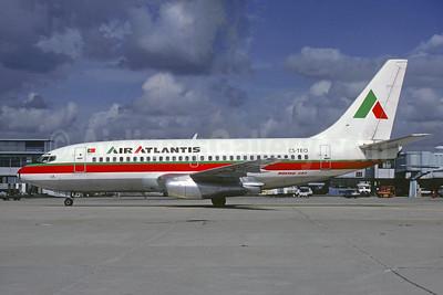 Air Atlantis Boeing 737-282 CS-TEO (msn 23045) ORY (Christian Volpati Collection). Image: 934064.