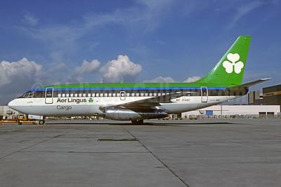 Aer Lingus Cargo Boeing 737-248C EI-ASC (msn 20218) FRA (Jacques Guillem Collection). Image: 927729.