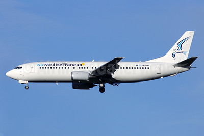 New airline from Greece, started on November 2, 2017