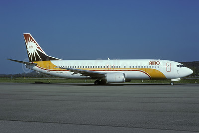 Leased from Futura on October 12, 1995