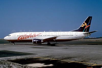 Aloha Airlines Boeing 737-497 N401AL (msn 25663) KOA (Keith Armes). Image: 906103.