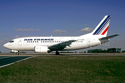 Air France Boeing 737-528 F-GJNN (msn 27304) CDG (Christian Volpati). Image: 901286.