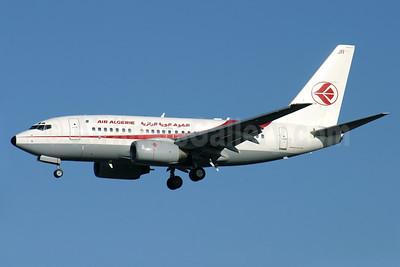 Air Algerie Boeing 737-6D6 7T-VJR (msn 30545) LGW (Antony J. Best). Image: 910325.