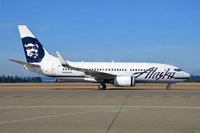Alaska Airlines Boeing 737-790 WL N644AS (msn 30795) SEA (Bruce Drum). Image: 102112.