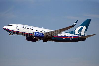 AirTran Airways Boeing 737-76N WL N284AT (msn 32668) FLL (Bruce Drum). Image: 100362.