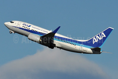 ANA (All Nippon Airways) Boeing 737-781 WL JA16AN (msn 33889) (Inspiration of Japan) CTS (Robbie Shaw). Image: 933460.