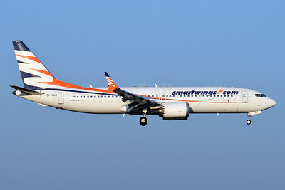 First Boeing 737-8 MAX 8, delivered on January 30, 2018