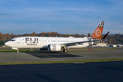 """""""Island of Kadavu"""", Fiji's first MAX 8"""