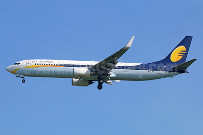 Jet Airways Boeing 737-96N ER WL VT-JBY (msn 35227) BKK (Michael B. Ing). Image: 934602.