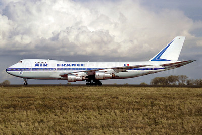 Air France Boeing 747-128 N40116 (msn 21141) CDG (Christian Volpati). Image: 901190.