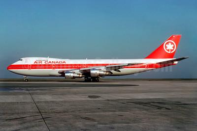 Air Canada Boeing 747-133 C-FTOA (msn 20013) CDG (Christian Volpati). Image: 904513.