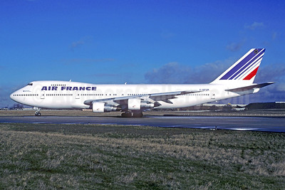 Air France Boeing 747-128 F-BPVM (msn 20799) ORY (Jacques Guillem). Image: 922774.