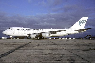 Air Atlanta Europe (UK) Boeing 747-267B TF-ATC (msn 22149) CDG (Christian Volpati). Image: 934766.