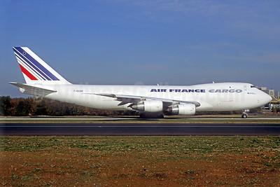Air France Cargo Boeing 747-228F F-GCBE (msn 22678) CDG (Christian Volpati). Image: 939759.