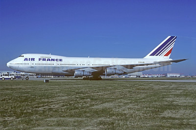 Air France (MEA) Boeing 747-2B4B N204AE (msn 21099) ORY (Jacques Guillem). Image: 922776.