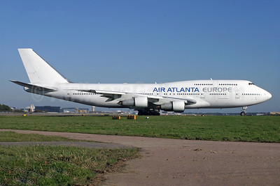 Air Atlanta Europe (UK) Boeing 747-357 TF-ARS (msn 22996) LGW (Antony J. Best). Image: 934768.