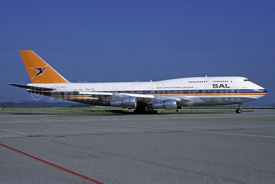 Suid-Afrikaanse Lugdiens-SAL (South African Airways) Boeing 747-344 ZS-SAU (msn 22971) ZRH (Rolf Wallner). Image: 913580.