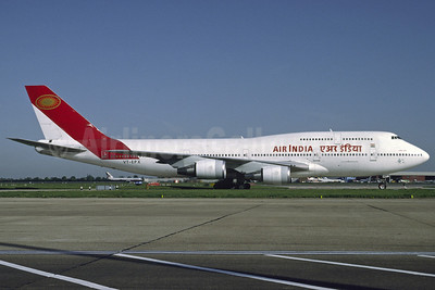 Air India's short-lived 1989 livery