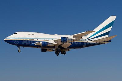 Las Vegas Sands Corporation Boeing 747SP-21 VQ-BMS (msn 21649) LAS (Arnd Wolf). Image: 922043.