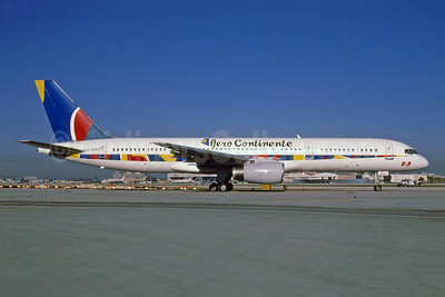 Leased from Air 2000 on November 10, 1999