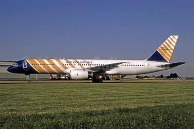 Airline Color Scheme - Introduced 1989