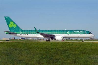 Aer Lingus (Aero Contractors) Boeing 757-2Q8 WL EI-LBR (msn 28167) YYZ (TMK Photography). Image:  923075.