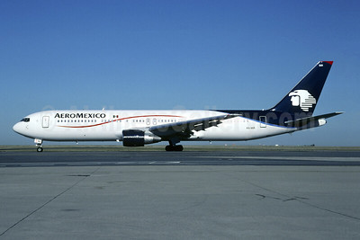 AeroMexico Boeing 767-383 ER XA-MIR (msn 24849) CDG (Christian Volpati). Image: 946507.
