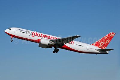 Aircalin-Air Caledonie International-Flyglobespan.com (Globespan Airways) Boeing 767-319 ER G-CEOD (msn 30586) SYD (John Adlard). Image: 906799.