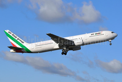 Air Italy (2nd) Boeing 767-304 ER I-AIGJ (msn 28039) BRU (Karl Cornil). Image: 906094.