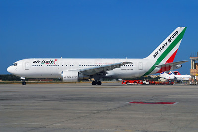 Air Italy (2nd) Boeing 767-23B ER I-AIGH (msn 23973) PMI (Bernhard Ross). Image: 900464.